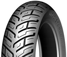 Scooter Rear Gold Standard Tires